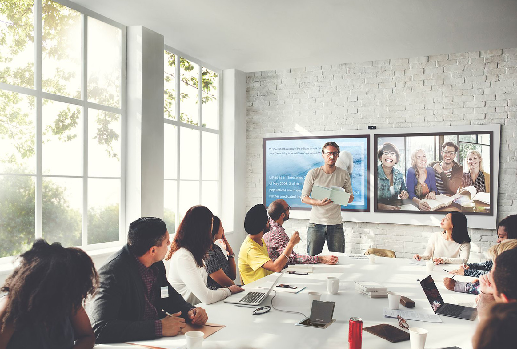 Prosirius video conference